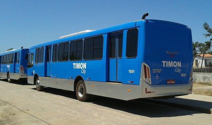 Resultado de imagem para ônibus de timon cyti