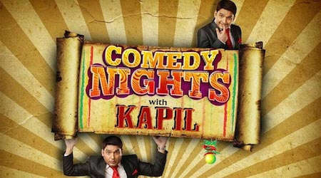 Comedy Nights With Kapil 27 Dec 2015