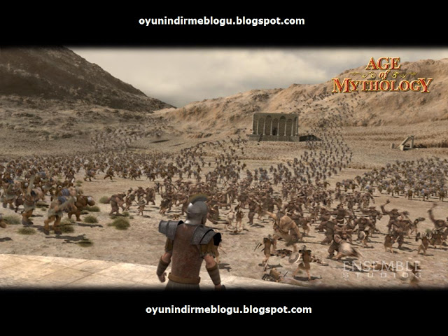 age of mythology full indir