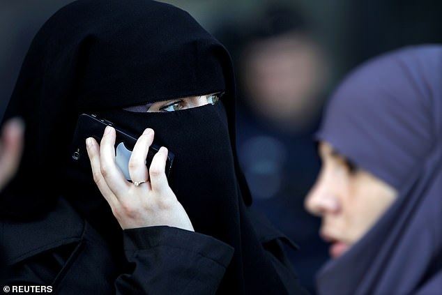 Muslim-larger part in Algeria bans Islamic face cover