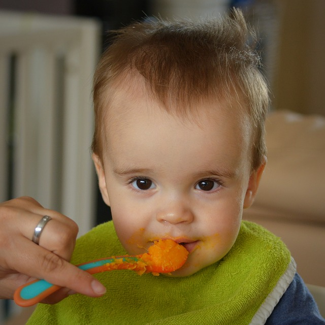 Solids: What do they eat at each meal?