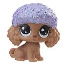 Littlest Pet Shop Series 2 Special Collection Mousse Le Poodle (#2-44) Pet