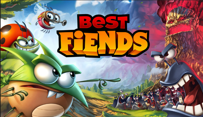 Best Fiends MOD APK, Best Fiends APK