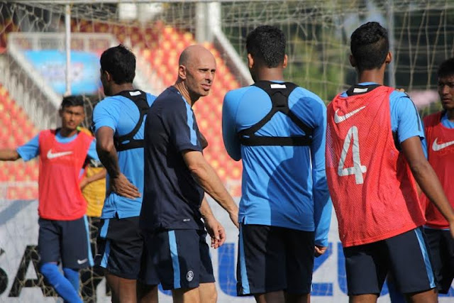 AFC Asian Cup Qualifier: Indian squad for Laos