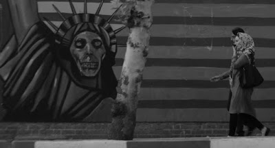 Imagen embajada americana Teherán