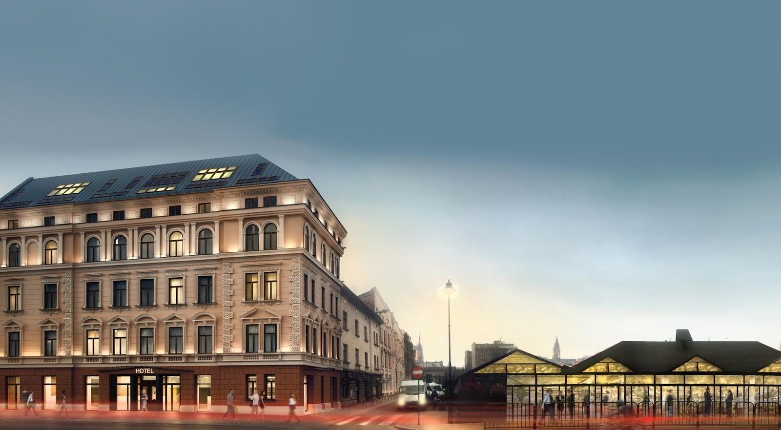 Indigo Krakow - Florian Gate - Hotel