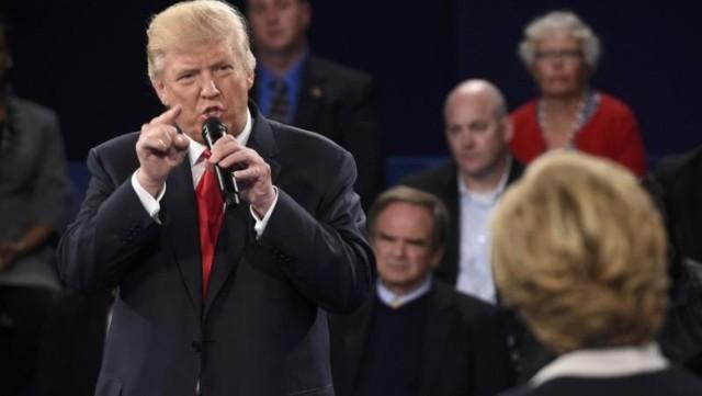 Jika Jadi Presiden AS, Trump Bersumpah Jebloskan Hillary ke Penjara