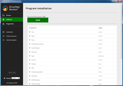 Download driver pack solution for your windows