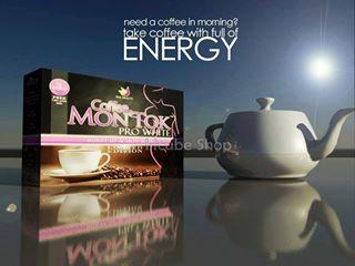 COFFEE MONTOK PRO WHITE