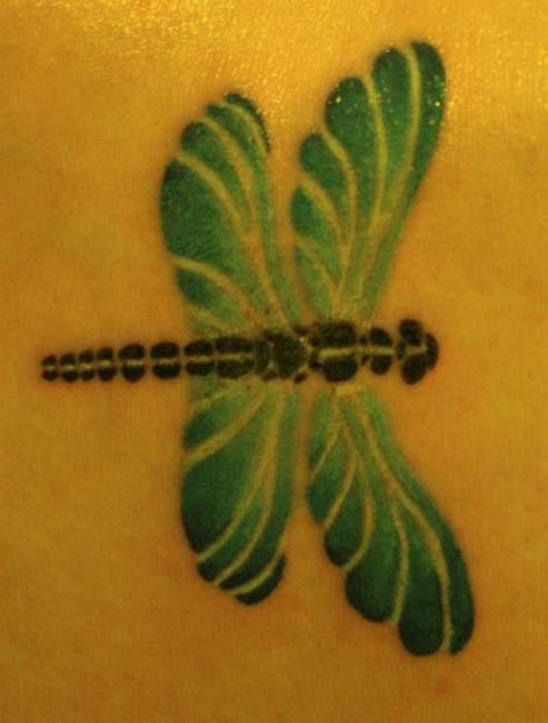 Tatuaże Wzory Tatuaże Wzory Ważki