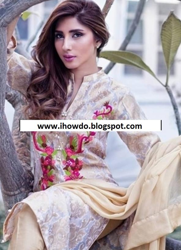 5193fd9137 Agha Noor Luxury 2016-2017 Kurtas Collection/Karachi Store Agha Noor ...