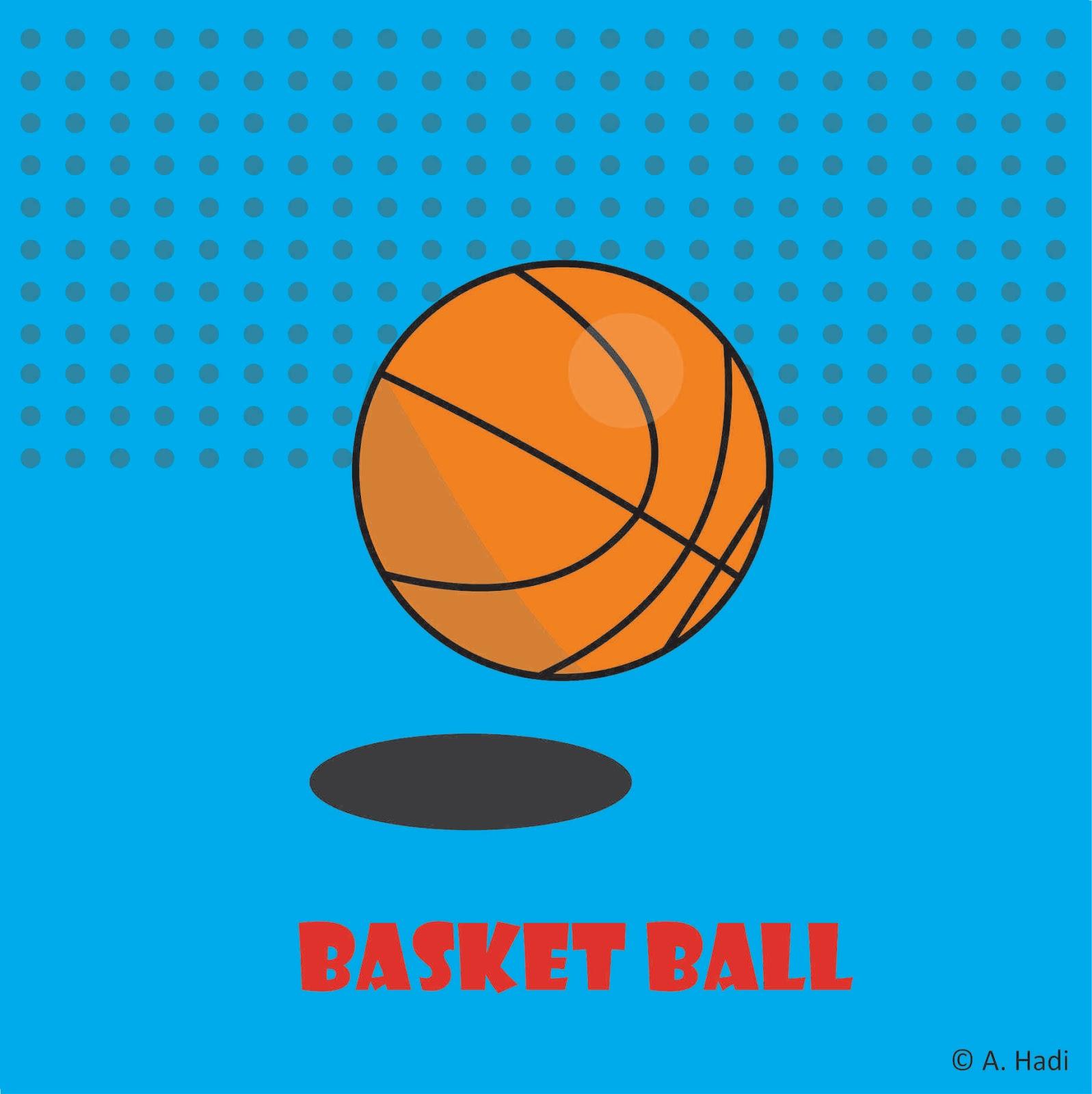3.basketball artwork
