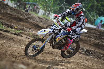 Indonesia Kebagian 7 Pembalap di Kejuaraan Dunia Motocross...
