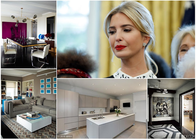 Amazing Ivanka Trump's House The American Style Mixed With Saudi Money