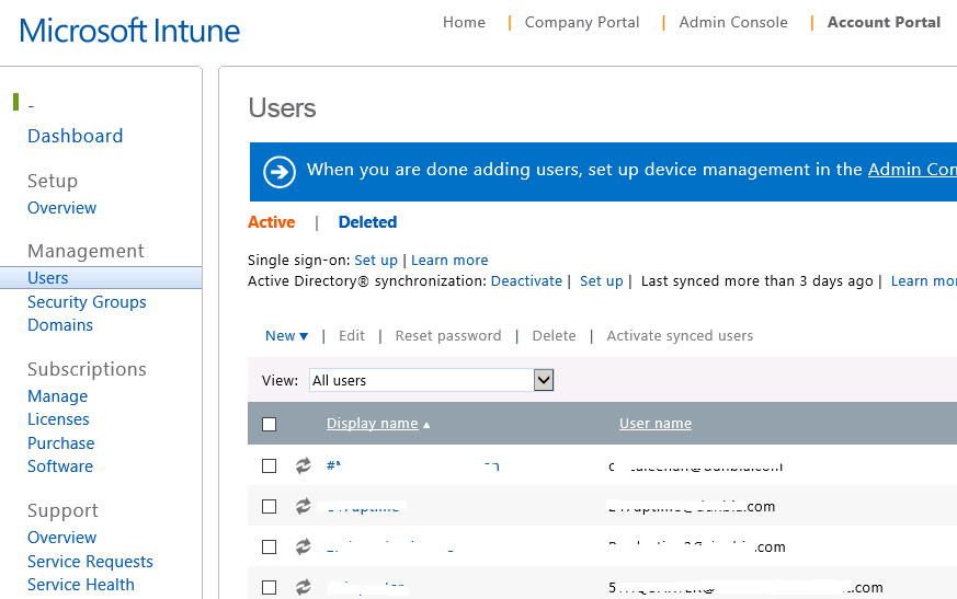 Gerry Hampson Device Management: Microsoft Intune - one less