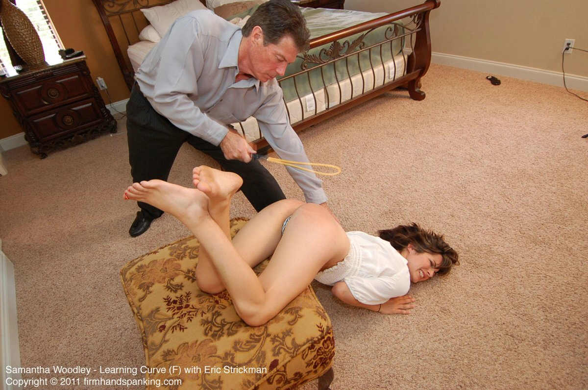 donna real spankings
