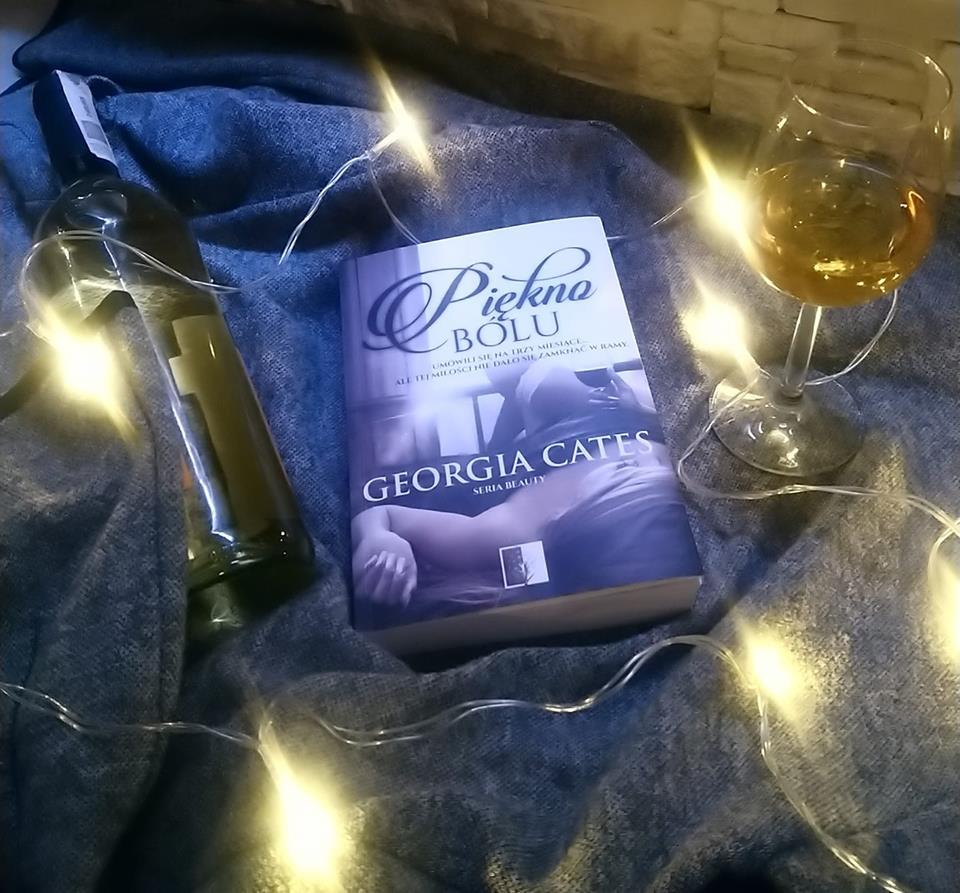 Georgia Cates - Piękno Bólu - Wydawnictwo NieZwykłe - Recenzja