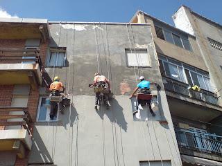 Trabajos en altura en Sevilla