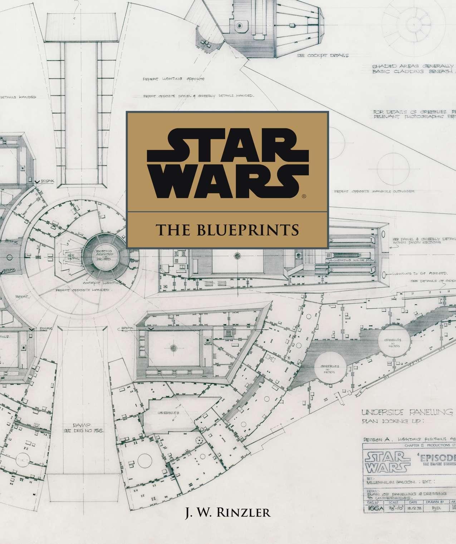 star wars aficionado website aficionado review 39 star wars the blueprints 39 book 2013 uk release. Black Bedroom Furniture Sets. Home Design Ideas