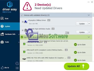 download driver laptop, netbook, notebook asus, acer, hp, lenovo, toshiba, samsung terbaru dengan mudah