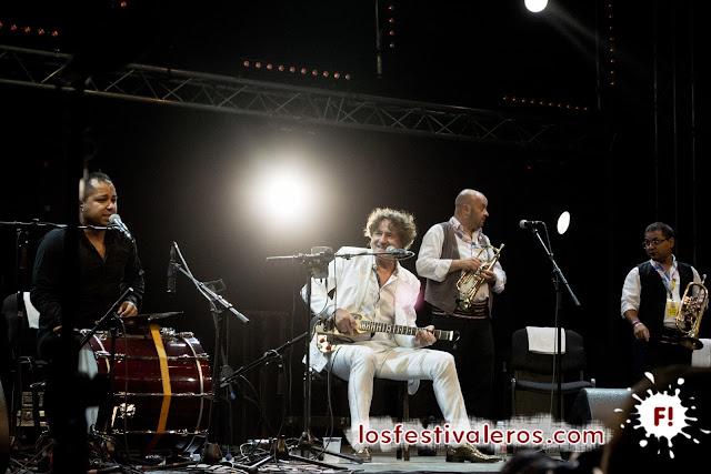 Goran Bregovic, Sziget, Festival, 2016, World Music Stage, Budapest, Obuda