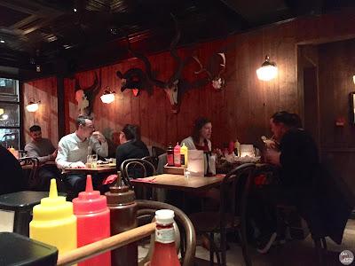 Red Dog Saloon (Soho): where the Texan blew me away