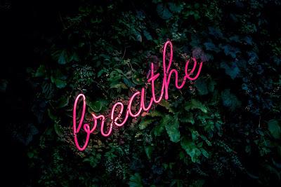 Calm, Relaxed, Healthy, Breathe