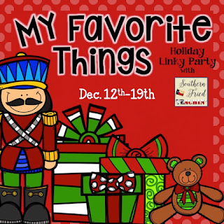 Favorite Things via Southern Fried Teachin's Blog
