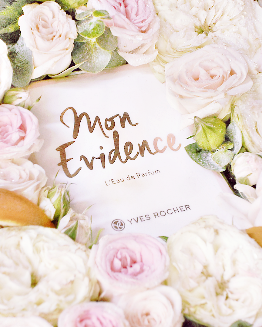 Yves Rocher Mon Evidence Evelena Stories In Bloom