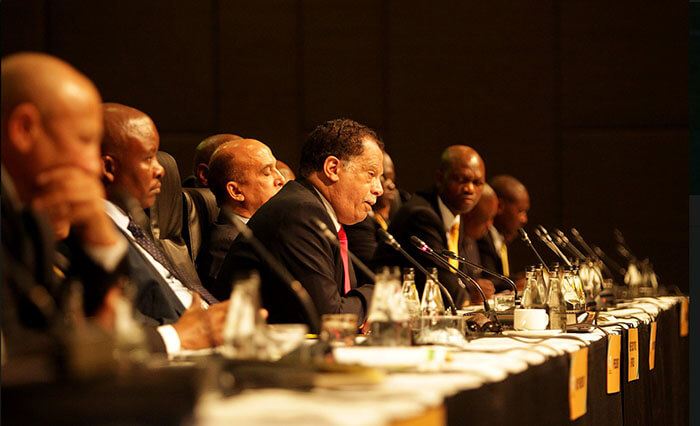 اتحاد جنوب إفريقيا ينتظر موافقة حكومية لمنافسة المغرب على استضافة الكان