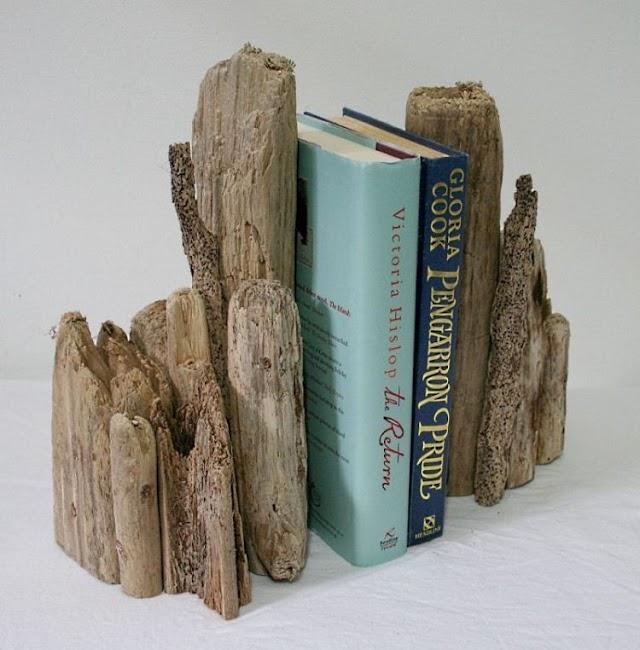 Βιβλιοστάτες που θα στηρίξουν τα βιβλία και ταυτόχρονα θα διακοσμήσουν τις βιβλιοθήκες σας