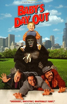 Baby's Day Out (1994) 720p Dual Audio [Hindi+English] BluRay 900MB