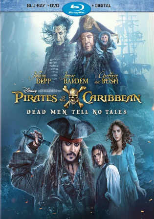 Pirates Of The Caribbean Dead Men Tell No Tales 2017 BRRip Hindi Dual Audio ORG 720p Watch Online Full Movie Download bolly4u