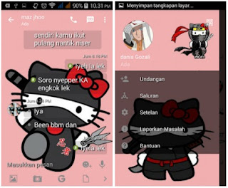 BM MOD Hello Kitty Versi Terbaru 2.13.1.14