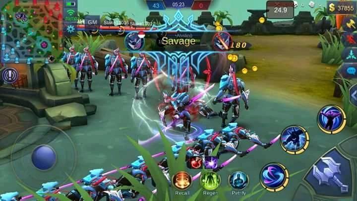 Download Mobile Legends : Bang Bang Mod Bot Apk