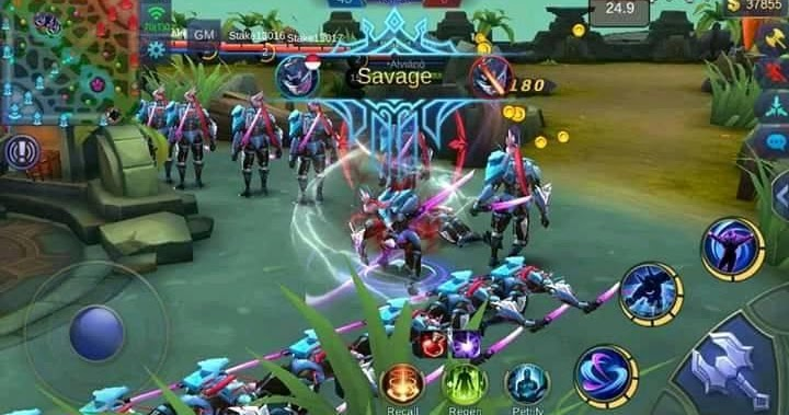 Mobile Legends Mod Apk Gameplay