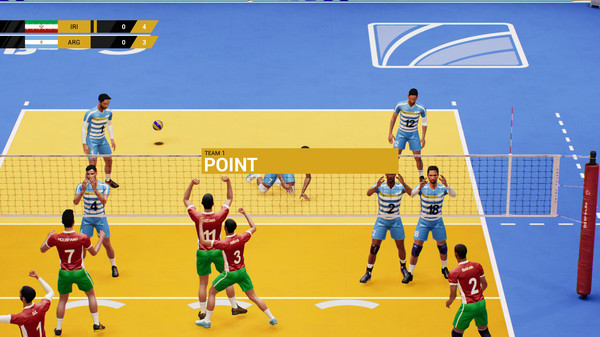 Spike Volleyball Free Download Gamingworldzone.com no errors
