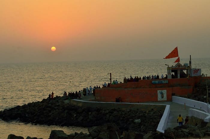 Dwarkadhish Sunset