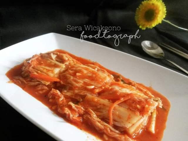 Resep Kimchi yang enak dan mudah