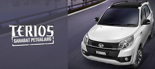 Spesifikasi Harga Daihatsu Terios Bandung