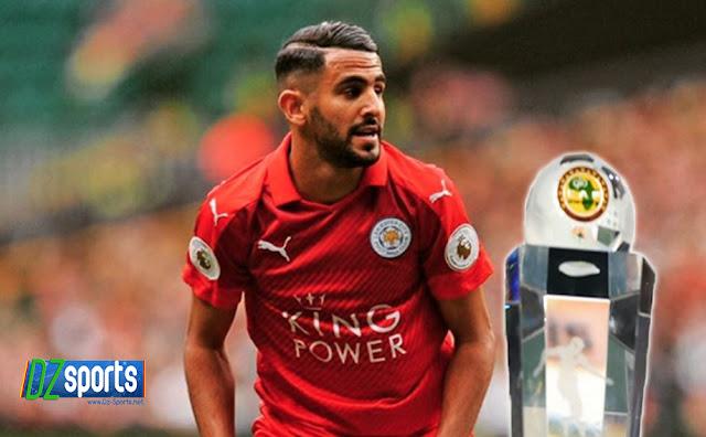 Riyad Mahrez trace son chemin vers le Ballon d'Or Africain !