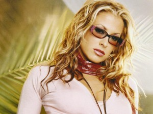 Anastacia emerges with nude selfie