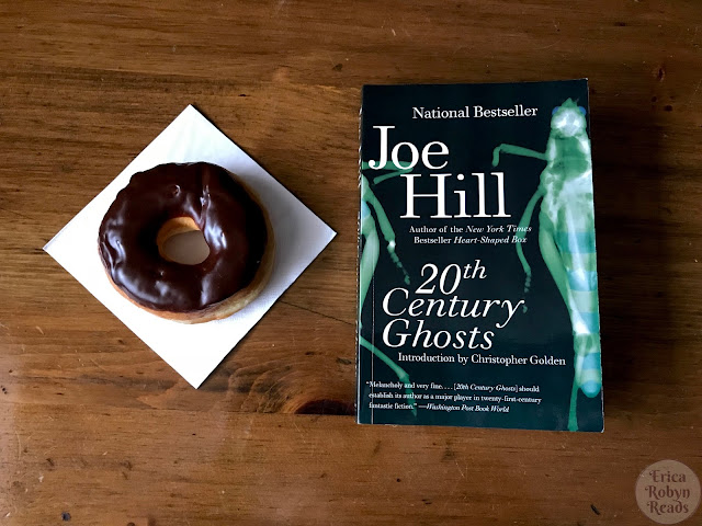 Book Review of 20th Century Ghosts by Joe Hill