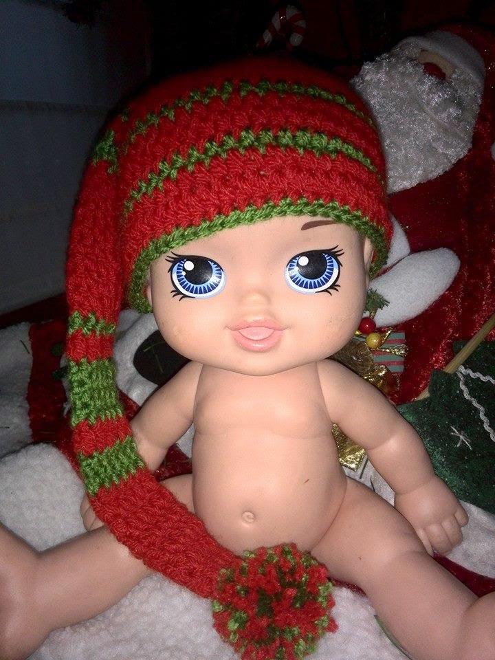 gorro lana elfo