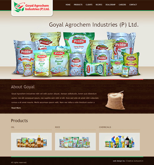 Food Manufacturers & Suppliers