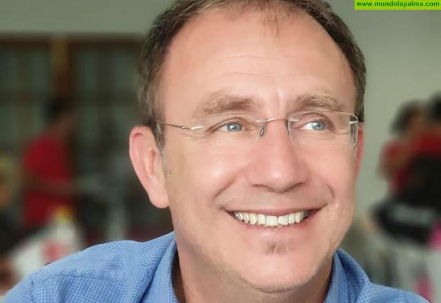 Coalición Canaria en El Paso elige a Sergio Rodríguez como candidato a la Alcaldía