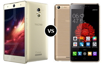 Tecno L8 Plus VS Tecno Camon C7