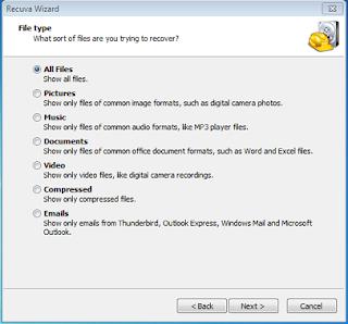 aplikasi recovery kartu memory