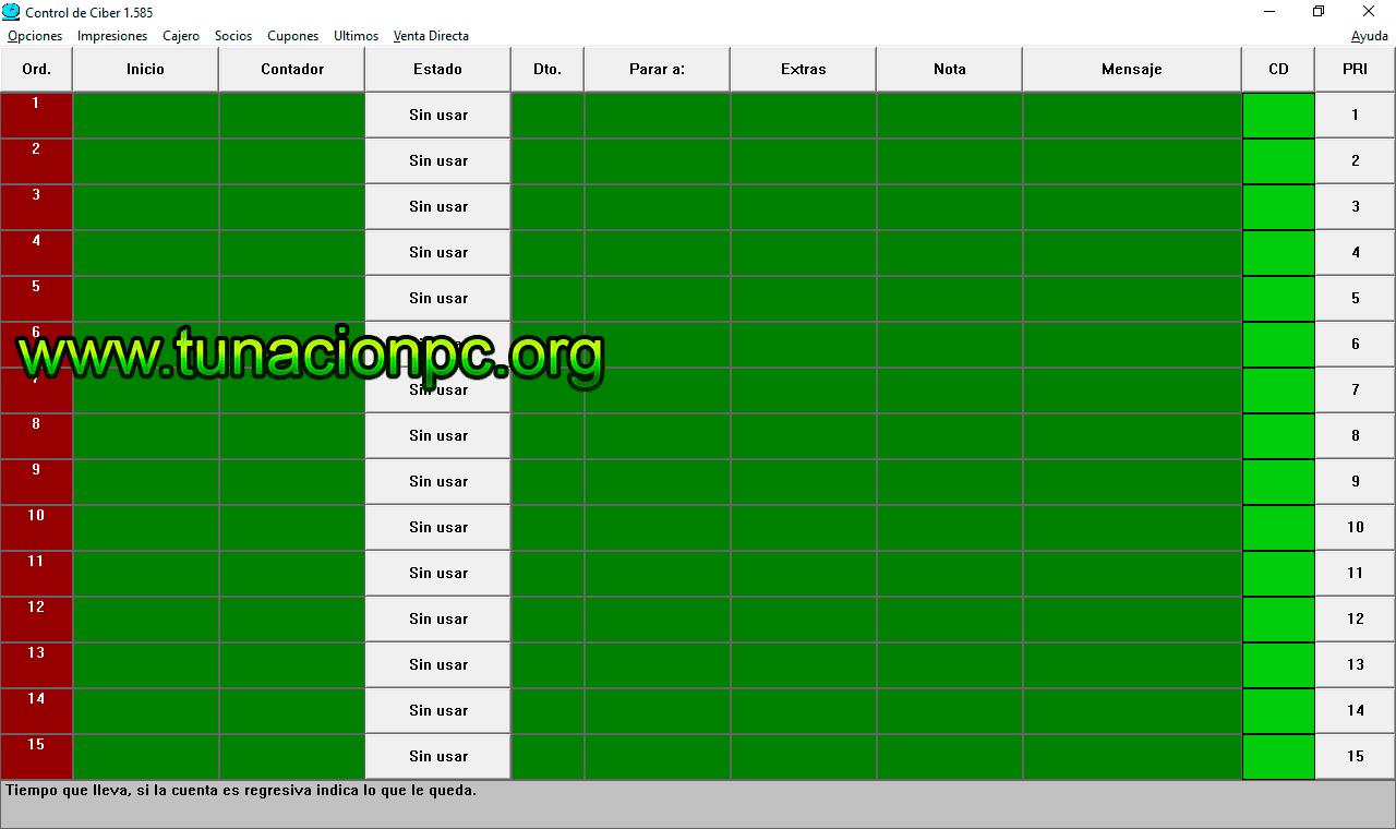 Control Ciber Imagen