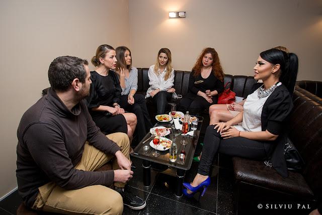 Lansare Blue Fig - Restaurant Lounge - Silviu Pal Blog - HTag PR - Monica Rosu, Andreea Mantea